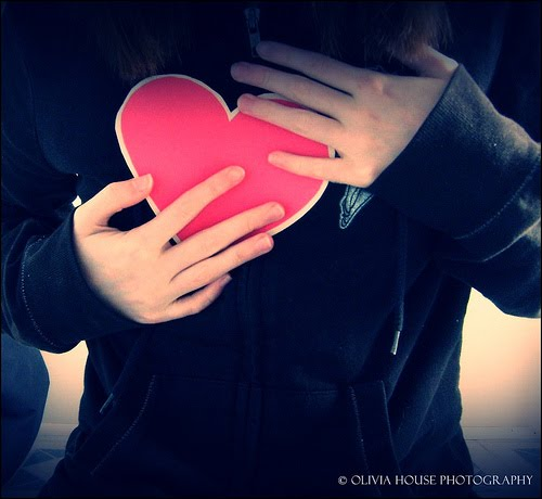my heart in you: