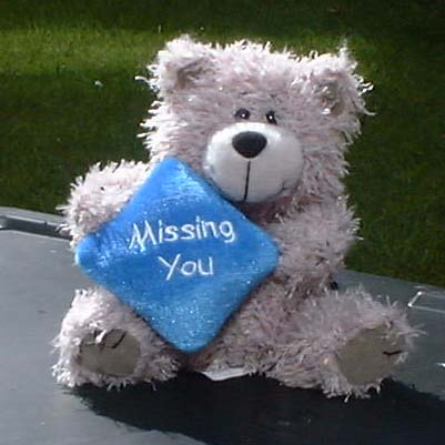 Missing You Love Letter Daily
