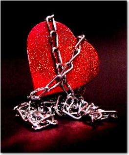 chains around my heart